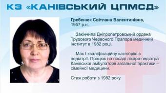 Гребеню С.В
