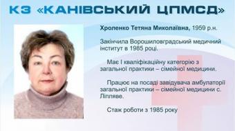 Хроленко Т.М