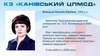 Вілецька Н.Ю